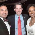 Governor Scott Walker delivers remarks at the Hispanic Chamber of Commerce of Wisconsin Advanced Manufacturing Conference
