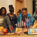 The annual Kwanzaa Celebration was held