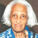 Homegoing services held for Edith T. McMillon