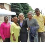 Mary Burke Leads at Juneteenth