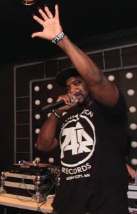 Christian Recording Artist Marcus Montana