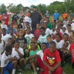 Gilbert Brown Foundation and AT&T Wisconsin pioneers team up to offer 9th Annual All-Pro Football Camp