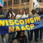 Milwaukee NAACP Youth Council Representatives Attend People's Climate March