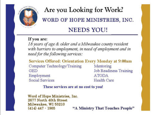 word-of-hope-ministries-job-training