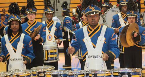 Rufus-King-International-High-School-Varsity-Drumline-Band-2