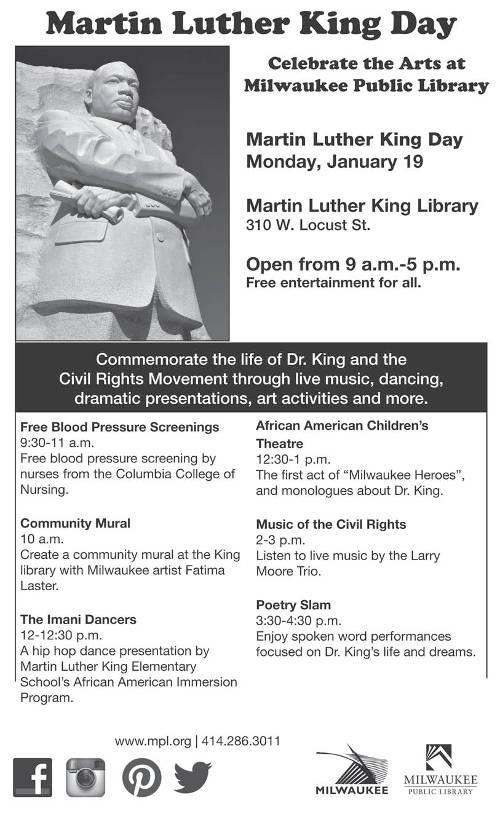 milwaukee-public-museum-martin-luther-king-jr-day-events