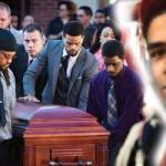 One-thousand Gather for Tony Robinson's Funeral, Autopsy Released
