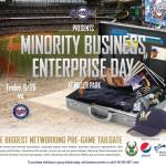 Milwaukee Brewers Present Minority Business Enterprise Day