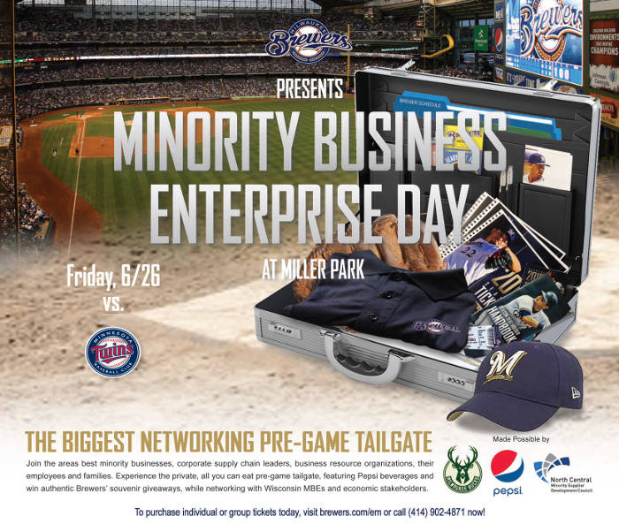 milwaukee-brewers-present-minority-business-enterprise-day-miller-park