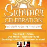 UACB Lee Campus Summer Celebration on August 15