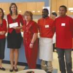 Open Door Café Receives $3,000 Donation From AT&T Pioneers to Help Provide Free Meals to Milwaukee's Needy