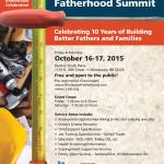 Fatherhood Summit October 16-17