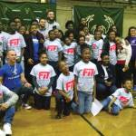 Milwaukee Bucks Inspire Students to Get Fit and Eat Healthy