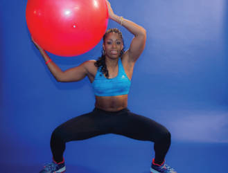 Shannon Johnson, owner of All Around Fitness.