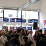 Chelsea Clinton Addresses Multiple Issues During Three-Stop Campaign Tour