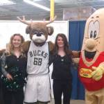 Milwaukee Bucks and Cousins Subs Launch Campaign Benefiting Hunger Task Force