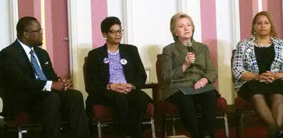 Hillary-Clinton-Discusses-Milwaukee-U-S-Gun-Violence-Possible-Solutions