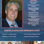 Re-Elect Alderman Bob Bauman