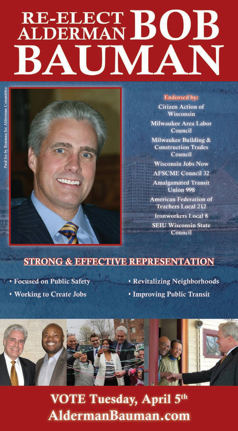 re-elect-alderman-bob-bauman-strong-effective-leadership-april-5th