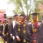 Six Wisconsin Men from the MKE Fellows Program Graduate from Morehouse College