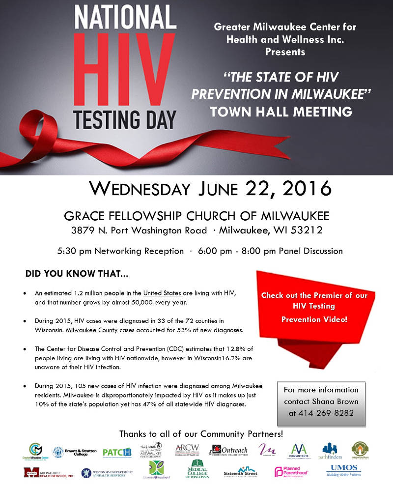 National-HIV-Testing-Day-Townhall-Meeting-2016