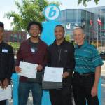 Milwaukee Youth Honored for Completing Country's First Bike Share Mechanics Certification