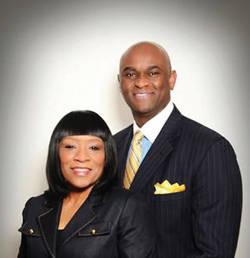 Pastor Robert and Betty Pyles
