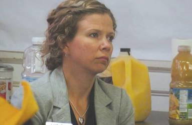 Cynthia M. Davis, Circuit Court Judge (photo by Karen Stokes)