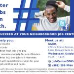New, Better Paying Jobs Are Within Your Reach at Access Point on Oct 5