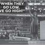Vote Democratic On November 8th