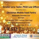 Pick Up Your FREE Holiday Meal Bag at the Christmas Mobile Food Pantry on Dec 21