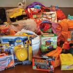 Milwaukee Building and Construction Trades Council Donates Toys to Mary Ryan Boys & Girls Club