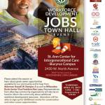 Workforce Development Jobs Town Hall Event on April 13th