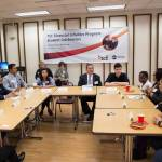Youth Financial Education Roundtable with MPS and TCF Leaders