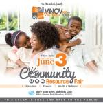 Community Resource Fair on Saturday June 3rd