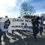 North Division Students Rally for Clean Water