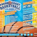 Fresh Coast Basketball Classic November 24-25