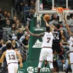 Milwaukee Bucks Lost to the Toronto Raptors