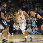 Marquette Mens Basketball Team Lost to the #1 Villanova Wildcats