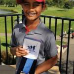 Young Milwaukee Local Plays at Augusta National