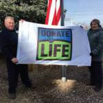 Local Hospitals Participate in Donate Life Month Event