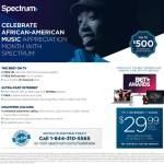 Celebrate African-American Music Appreciation Month With Spectrum