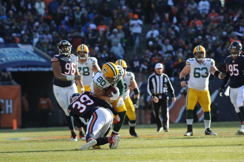 The Green Bay Packers Lose to the Chicago Bears 17 to 24 3f96d4980