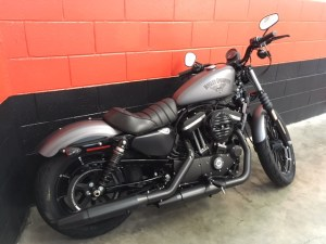 2016 Brand New Iron 883 Harley-Davidson Motorcycle
