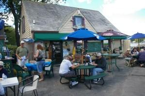 Veterans@ Smokey's Muskie Shop