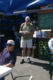 Tom Arvoy - Event coordinator