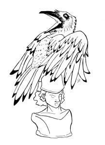 Raven 3 BW
