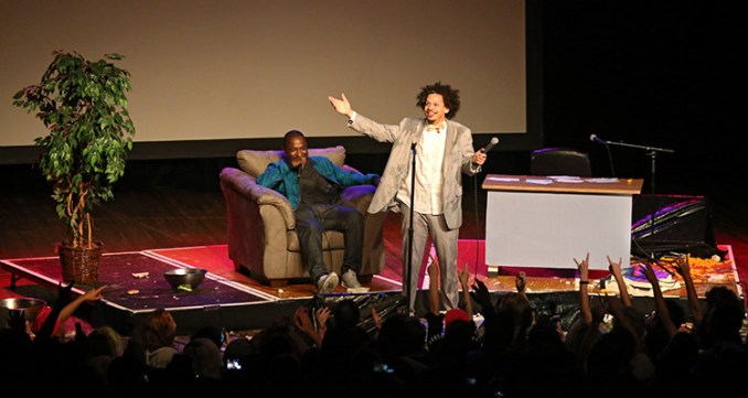 Eric Andre Live! takes sold-out Turner Hall on a wild