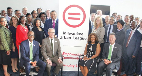 Milwaukee Urban League and the Medical College of Wisconsin hosts 100 Doctors event