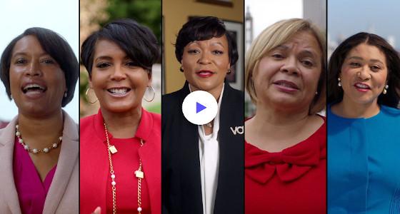 Black Mayors Endorse Joe Biden and Kamala Harris (video)